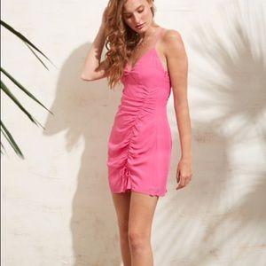 A LOVE LIKE YOU Fuchsia Dress Size Small NWT
